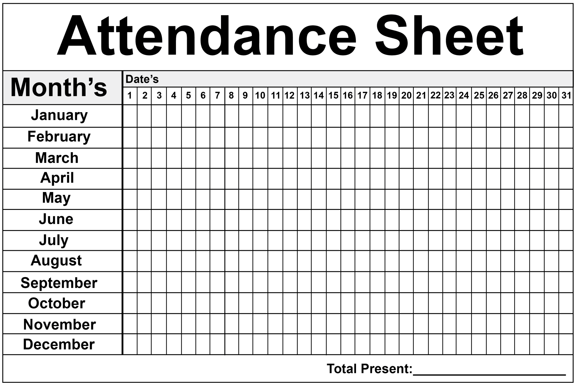 hight resolution of Time And Attendance Worksheet   Printable Worksheets and Activities for  Teachers