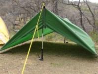 Rain Shelter Tent & ... Rain Tent C&ing Forest