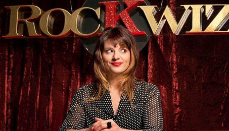Julia Zemiro, host of 'RocKwiz'