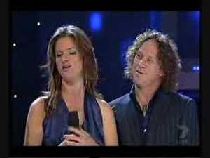 Julia Zemiro & Dave Gleeson on 'It Takes Two' (2006)