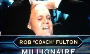 Rob Fulton wins ONE MILLION DOLLARS