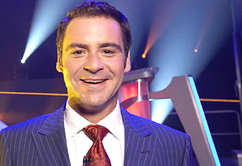 Former host of 'Deal Or No Deal' and current host of 'The Chase Australia'... Andrew O'Keefe!