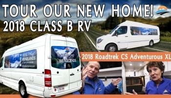 We call our 2018 Roadtrek CS Adventurous XL