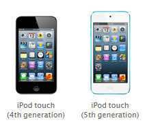 iOS 6 iPod Compatibility