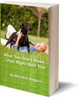 What You Don't Know Might Hurt You by Meredith Rodgers