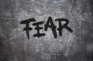 Fear Header