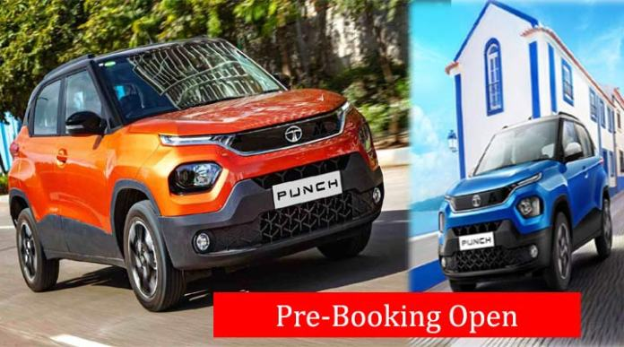 Tata Punch SUV first Indian subcompact suv pricelaunch date features