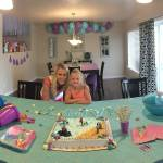 Little Mermaid Birthday Party!!