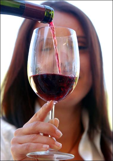 drinking wine1