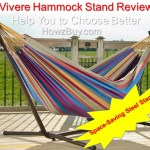 Vivere Hammock Stand Review [Good Budget Option]