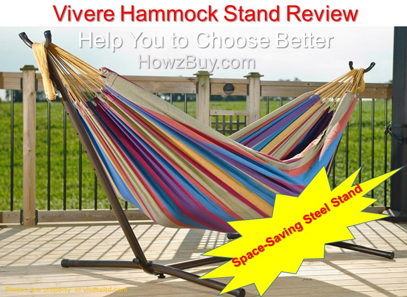 Vivere Hammock Stand Review