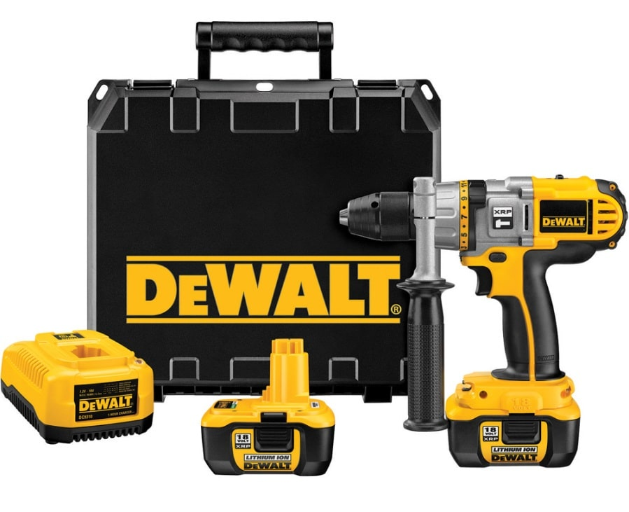 Dewalt DC970k-2 Drill Driver review