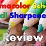 Prismacolor Scholar High Quality Pencil Sharpener Review 2017