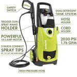 Sun Joe SPX3000 Pressure Washer Review