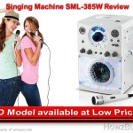 The Singing Machine SML-385W Disco Light Karaoke System Review