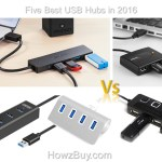 Five Best USB Hubs in 2017