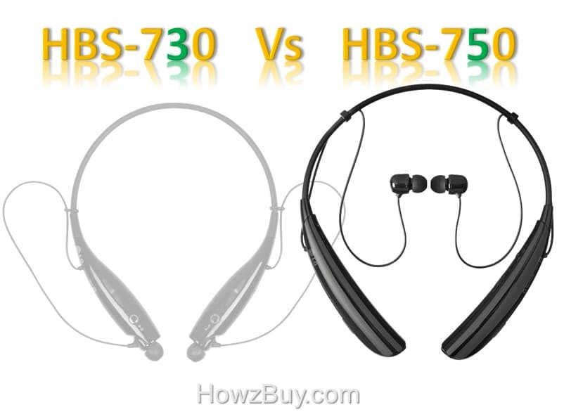LG Tone Pro HBS-730 vs 750 Compare & Review