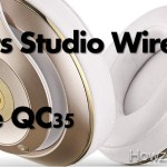 Beats Studio Wireless vs Bose QC35 Review & Comparison Chart