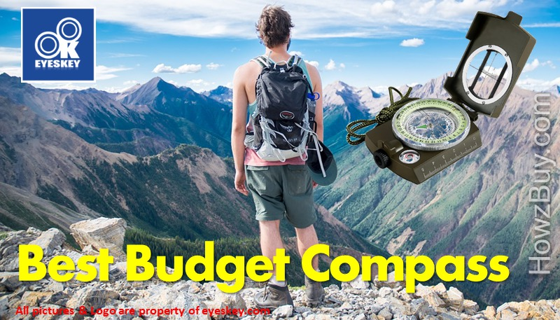 Best Budget Compass for Hunting, Camping, Hiking & Backpacking
