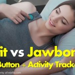 Misfit Link vs Jawbone UP Move Cheap Activity Trackers
