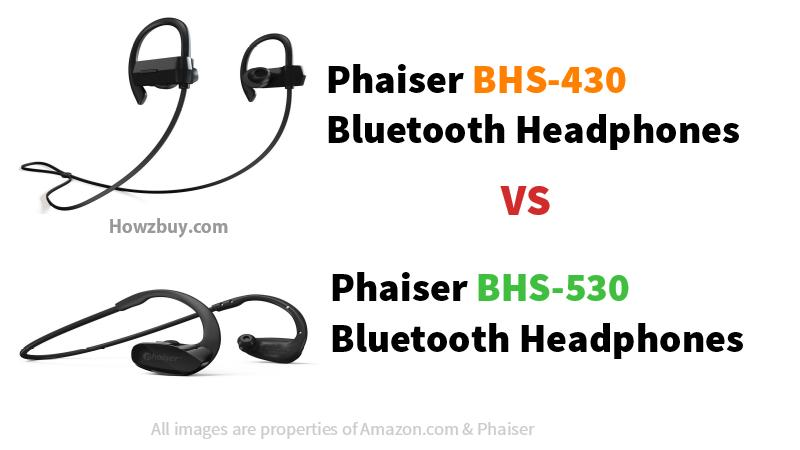 Phaiser_bhs_430 vs Phaiser_bhs_530