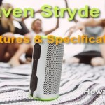 Braven Stryde 360 Bluetooth Speakers Features & Specifications
