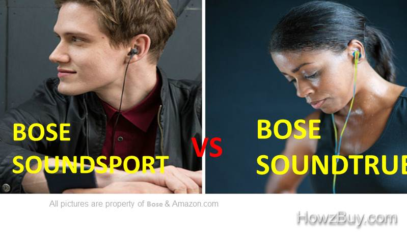 bose sound true ultra and sound sport headphones