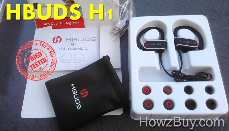 HBUDS H1 hands on review and compare with senso