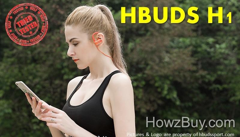 HBUDS H1 vs Senso ActivBuds S-250