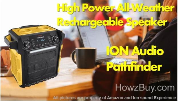 ION Audio Pathfinder