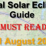 Total Guide, tips with Best Glasses & gadgets for the Total Solar Eclipse 21 August 2017