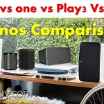 Sonos Play1 vs Sonos one vs Play3 vs Play5 Compact Wireless Speaker Comparison & review
