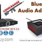 Highest Range Bluetooth Transmitter – Get Music till Backyard or Patio