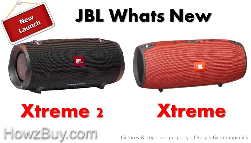 JBL Xtreme 2 vs Xtreme Review [New Waterproof Portable Speaker]