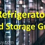 Refrigerator Food Storage Guide 2018