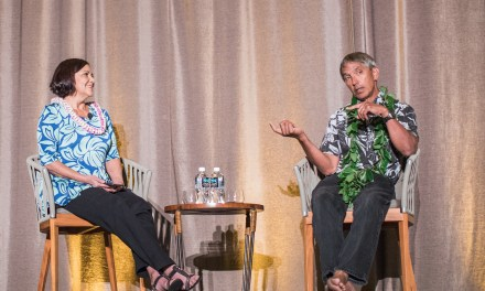 "Nainoa Thompson: The West Side Is ""The Most Important Place"" The Hōkūleʻa Visited"