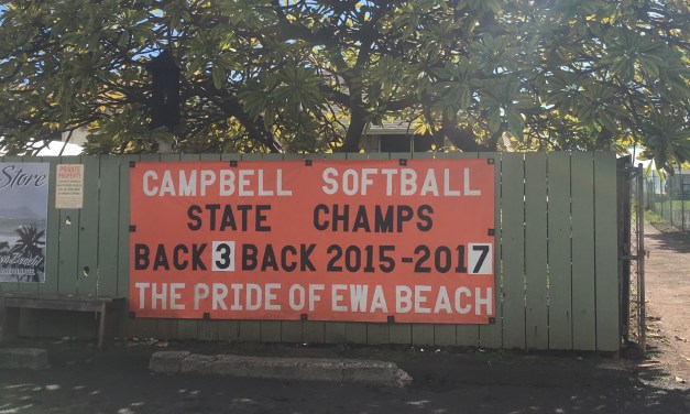 Can Campbell High Softball Make It A Four-Peat?