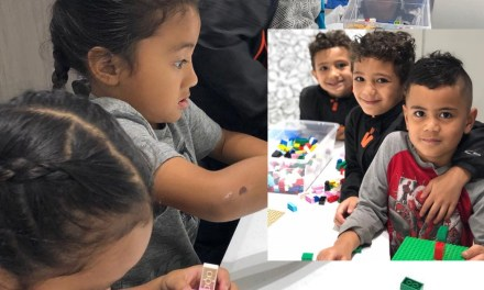Kids Are Building Robots At The Mall