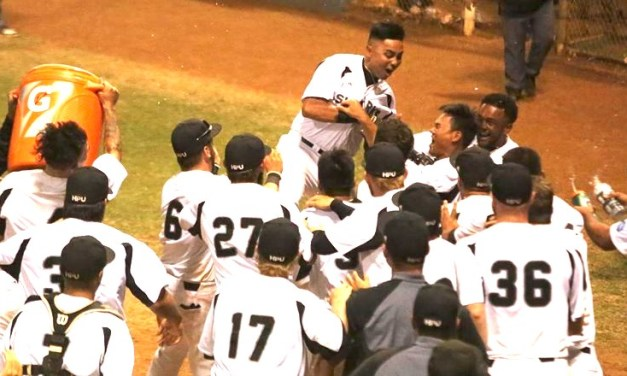 Free Baseball: Hawaiʻi Pacific vs. Hawaiʻi-Hilo In Waipahu This Weekend