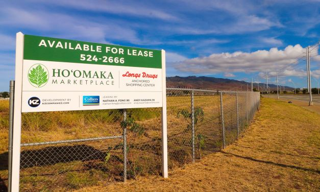 This New Shopping Center On Kapolei Parkway Will Open In 18 Months