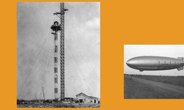 This Dock For Blimps Was One Of The West Side's Tallest Structures Ever