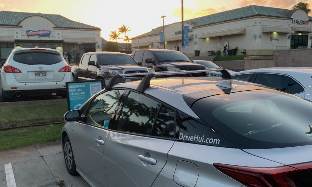 Hui: A New Car Share Option Comes To Kapolei