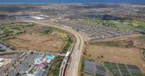 wide view of kapolei