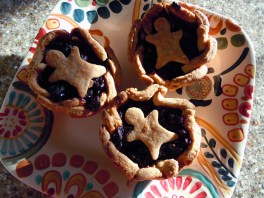 Final hand made mince pies