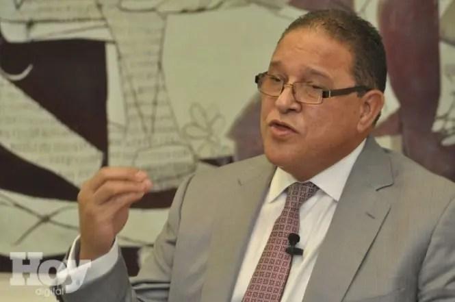 Alejandro Montás. Foto de archivo HOY/Pablo Matos.