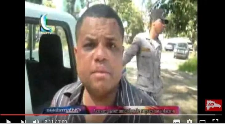 Miguel Ángel Medrano, productor de televisión fue apresado y es acusado de raptar y violar a una mujer en Valle Verde.