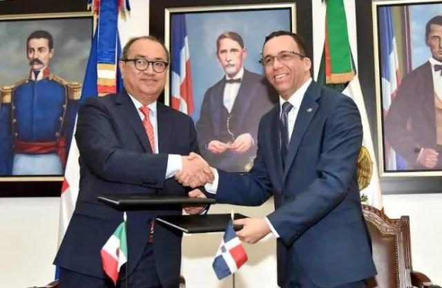 Andrés Navarro y Otto Granados