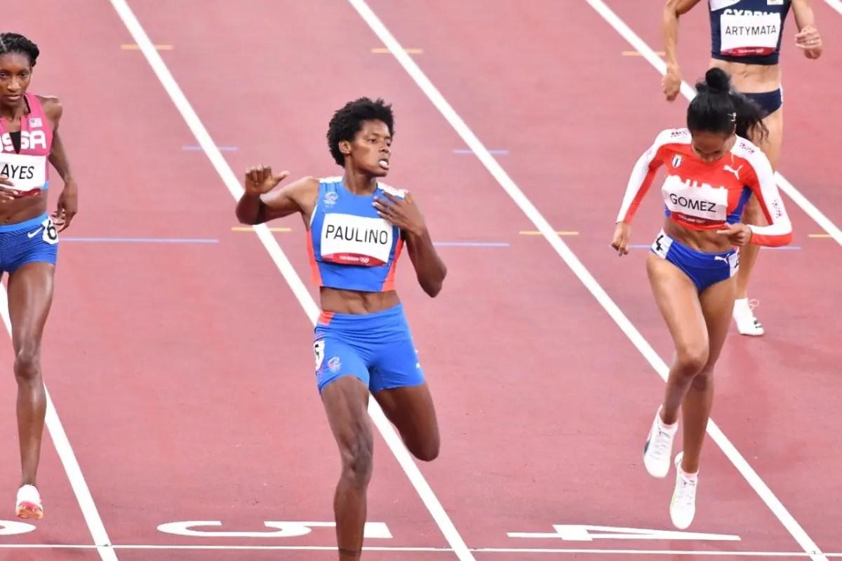 Si Marileidy Paulino se alza con oro el viernes, estos son los logros que alcanzaría para la República Dominicana