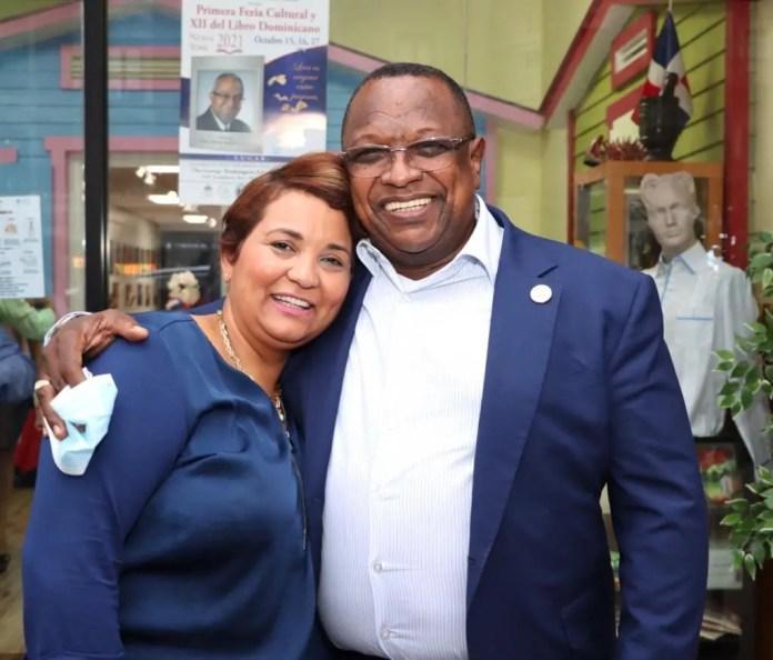 Asistente de Abinader reconoce labor de Comisionado Dominicano de Cultura en EE.UU.