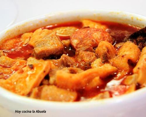 La cocina madrileña de las Abuelas